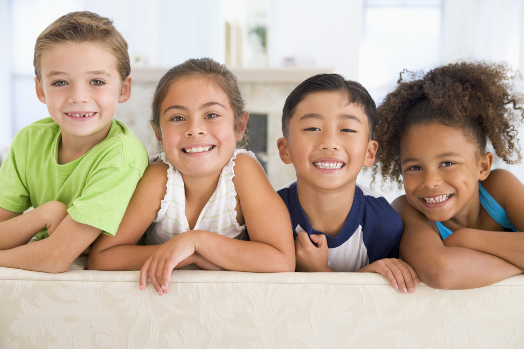 """""""Un mondo di bambini colorati"""" – Progetto multietnico"""